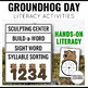 Happy Groundhog Day Literacy Printables and Activities