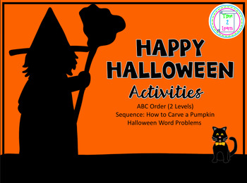 Happy Halloween Activities