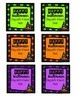 Happy Halloween! Banner & Gift Tags