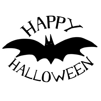 Happy Halloween Bat