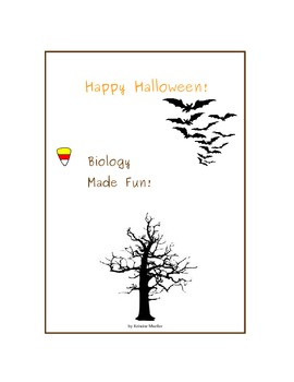 Happy Halloween: Biology Made Fun!
