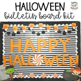 Happy Halloween Bulletin Board Kit