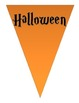 FREEBIE Happy Halloween Buntings - Orange/Black