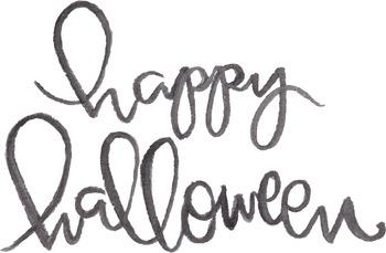 Happy Halloween Clip Art-