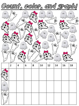 Happy Halloween Firsties Math