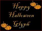 Happy Halloween Glyph