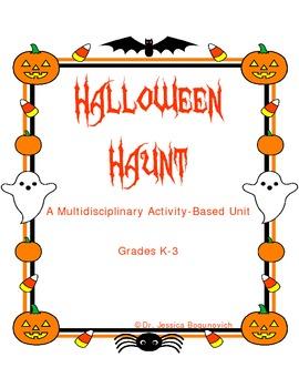 Happy Halloween Haunting: Common Core Aligned, Printables