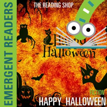 Emergent Reader  - Happy Halloween