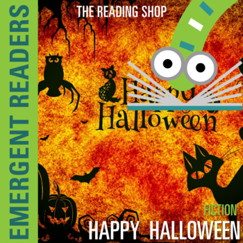 Emergent Reader Level A - Happy Halloween