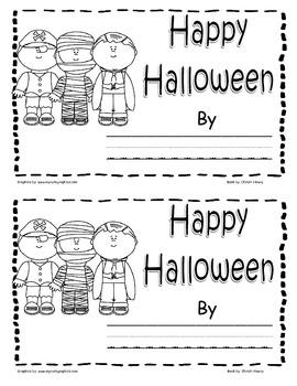 Happy Halloween - Little Reader