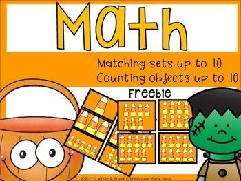Happy Halloween Math