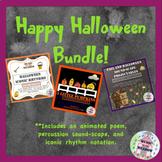 Happy Halloween Seasonal Bundle