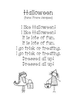 Happy Halloween Unit