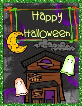 Happy Halloween - a No PREP Unit