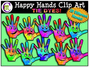 Happy Hands Clip Art
