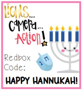 Happy Hannukah Tag
