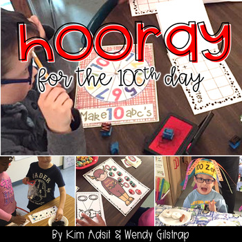 Day 100 by Kim Adsit & Wendy Gilstrap