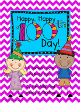 Happy Happy 100th Day! Activity Pack with Kim Adsit