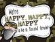 Door Decor: Happy, Happy, Happy Camo