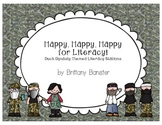 Happy Happy Happy for Literacy!  Duck Dynasty Themed Literacy Activities