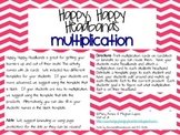 Happy, Happy Headbands- Multiplication edition