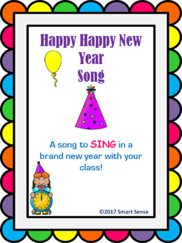 Happy Happy New Year Song