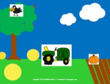 Happy Harvest Barrier Game