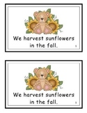 Happy Harvest Guided Reading Book