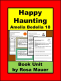 Happy Haunting Amelia Bedelia Book Unit