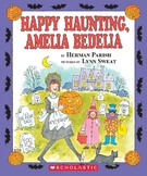 Happy Haunting Amelia Bedelia COMPREHENSION GUIDE!   WITH ANSWERS!