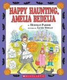 Happy Haunting Amelia Bedelia COMPREHENSION GUIDE!   WITH