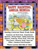 Happy Haunting, Amelia Bedelia  Primary Novel Reading Study Guide Teaching Unit