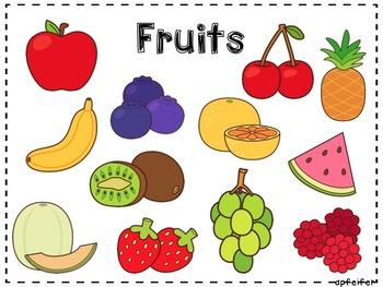 Happy Healthy Me- Nutrition Activities