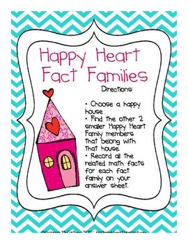 Happy Heart Fact Families