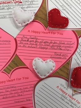 Happy Heart Message