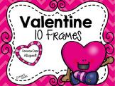 Valentine Happy Hearts 10 Frames