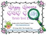 I-Spy CVC Learning Centers - Happy Hearts Variable Vowel Words FREEBIE
