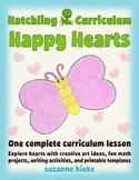 Happy Hearts: fun heart shape activities