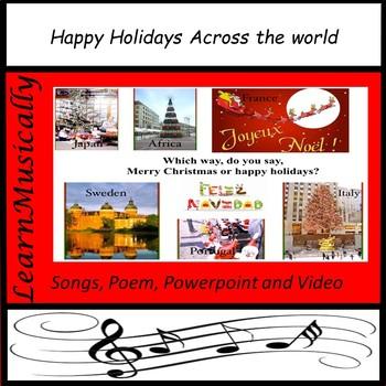 Happy Holiday Across the World