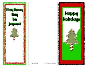 Happy Holiday Card - Easy to Make - Christmas Gifting made Easy