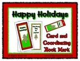 Happy Holiday Card - Easy to Make - Christmas Gifting made Easy