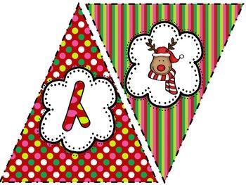 Happy Holidays Banner Freebie