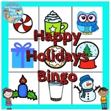 Happy Holidays Bingo