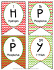 Happy Holidays Elements Pennant and Banner Door Decoration