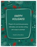 Happy Holidays! English Bundle