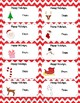LABELS/TAGS - Happy Holidays with To and From fields - 6 Sheets - Fillable PDF