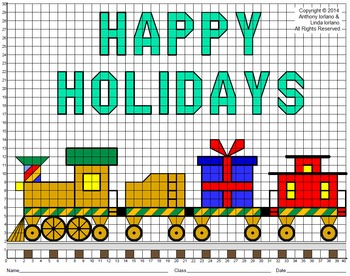 Happy Holidays Mystery Picture