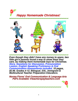 Happy Homemade Christmas!