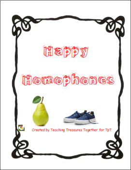 Happy Homophones