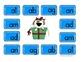 Happy Howl-a-Days!  Short Vowel Partner Games